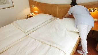 Die Betten bleiben oftmals leer (Symbolbild)