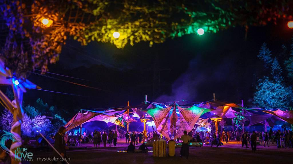 Die Todesursache des Verstorbenen am Goa-Festival «One Love» ist nun bekannt: Er starb eines natürlichen Todes.