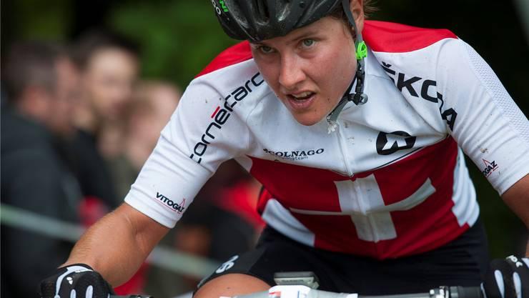 Lokalmatadorin Nathalie Schneitter erreichte am vergangenen Wochenende an den Weltmeisterschaften in Südafrika den 15. Rang.