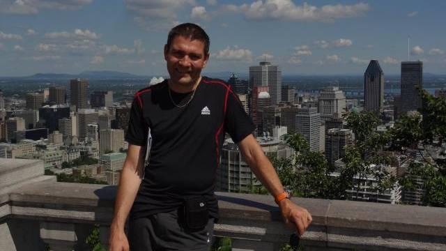 René-Marc Blaser, erster Schweizer Geschäftsführer von Facebook.