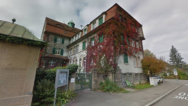 Das Kinderhaus aus dem Jahr 1911 muss altersbedingt saniert werden.