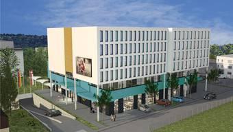 27 Einsprachen sind gegen das geplante Hotel G5 eingegangen.