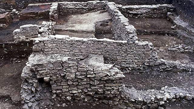 Ausgrabungen in Windisch (Archiv)