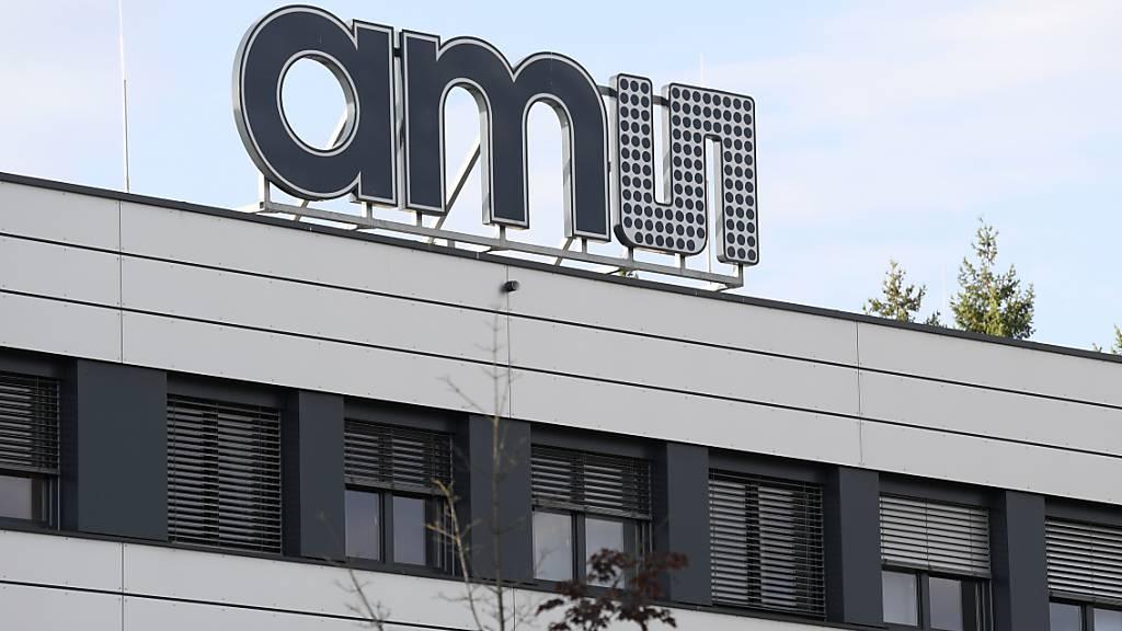 Chiphersteller AMS sichert sich fast 15 Prozent an Osram