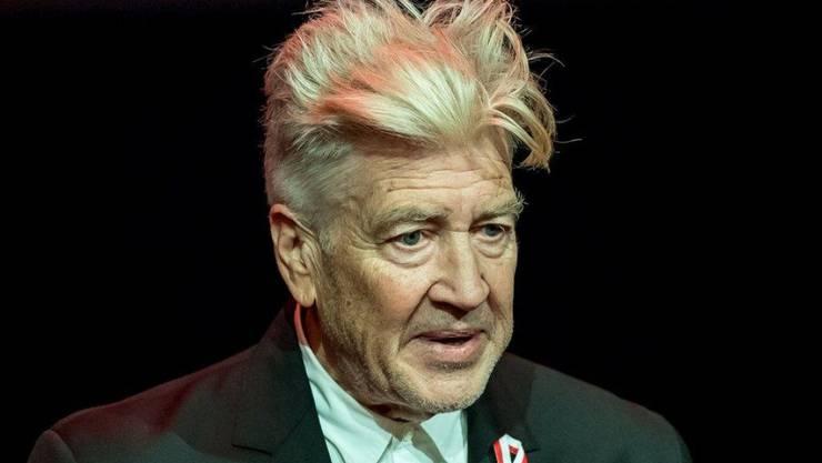 """Kult-Regisseur David Lynch gesteht, dass ihn Körperpflege nervt: """"Ich werde nicht gern nass"""". (Archivbild)"""