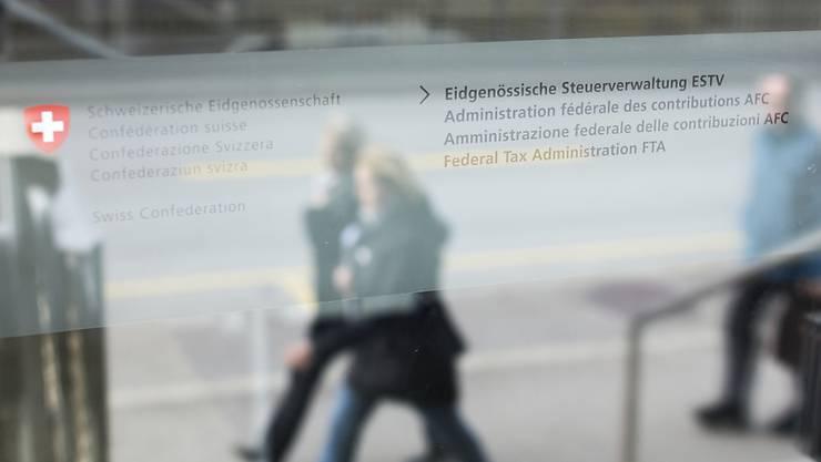 Die Schweiz teilt immer mehr Informationen von mutmasslichen Steuersündern mit ausländischen Behörden. (Themenbild)