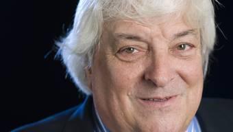 Attilio Bignasca, Unternehmer aus Lugano, Lega-Nationalrat des Kantons Tessin, aufgenommen am 11. Dezember 2007 in Bern. Bild: Keystone)