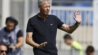 Lucien Favre dirigiert Nice weiterhin an der Tabellenspitze