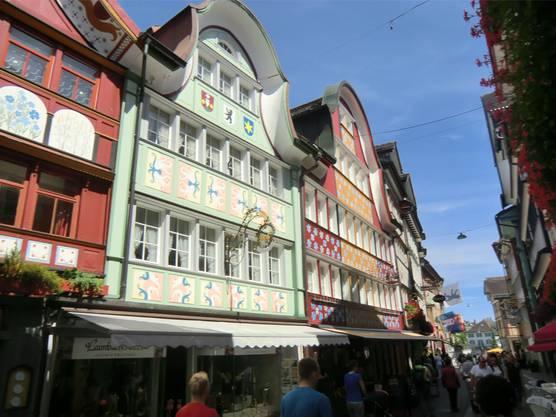 Kantonshauptstadt Appenzell