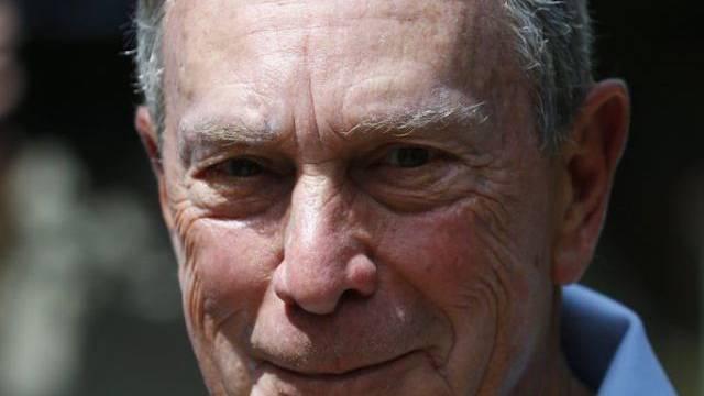 War zwölf Jahre lang New Yorks Bürgermeister: Michael Bloomberg
