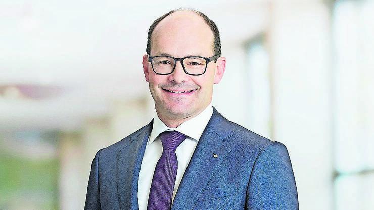 Markus Leibundgut ist Chef von Swiss Life Schweiz. (Bild: PD)