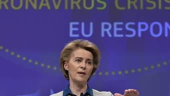 Zeit für überfällige Reformen in einzelnen EU-Staaten, findet EU-Kommissionschefin Ursula von der Leyen.