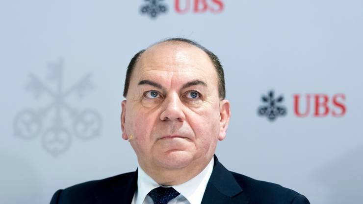 Die Amtszeit von UBS-Präsident Axel Weber endet 2022. Wer sein Nachfolger wird, ist noch nicht bekannt.