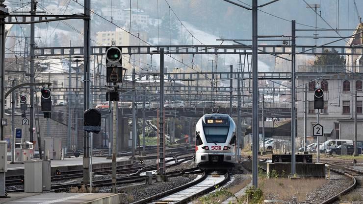 Die Südostbahn testet ab 2019 automatisiert fahrende Züge im praktischen Alltag.