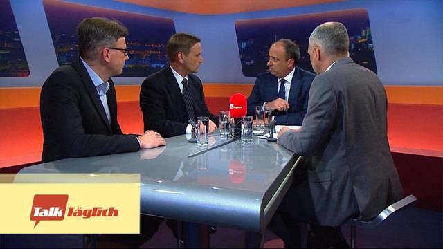 Spar-Hammer der Aargauer Regierung
