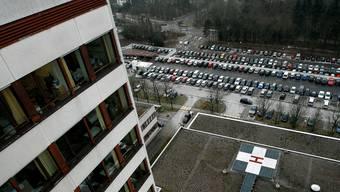 Eine eigenständige Planung fürs Bruderholzspital könnte sich bald von selbst erledigen.  Nicole Nars-Zimmer