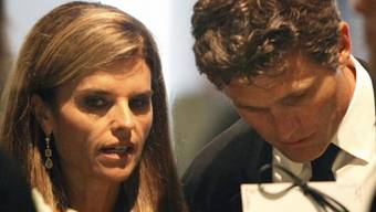 Tochter Maria Shriver in Trauer