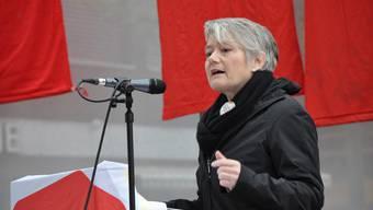 Jacqueline Fehr (SP): «Wir wollen diesen Hass nicht. Wir wollen die Freiheit.»