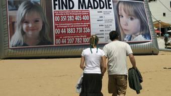 Seit 2007 wird Madeleine McCann vermisst (Archiv)