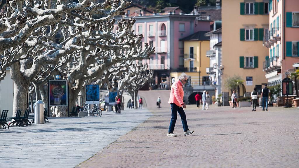 Eine neue Studie soll den Gesundheitszustand der über 65-Jährigen in drei Sprachregionen erfassen.