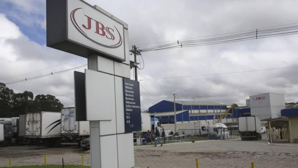 Weltgrösster Fleischkonzern JBS von Cyberattacke getroffen