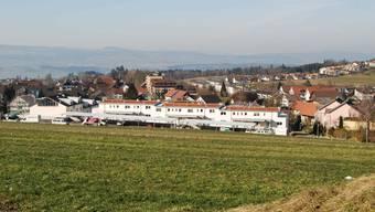 Bauboom in Arni: Die nahe der Grenze zum Kanton Zürich gelegene Gemeinde entwickelt sich stark.  SL
