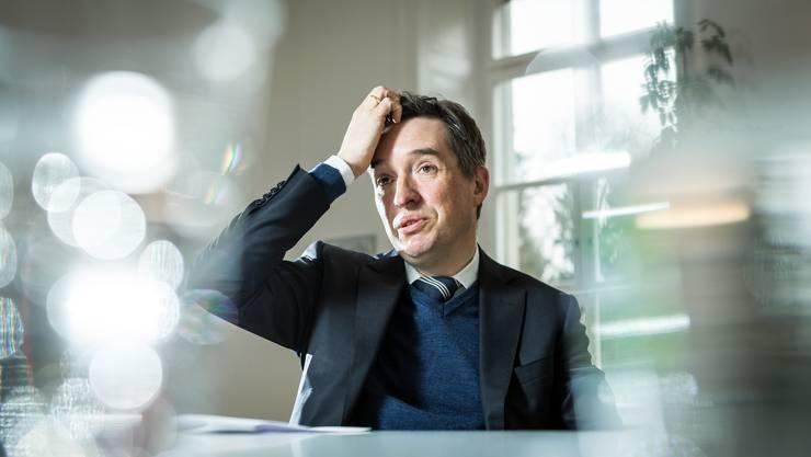 Jeder fünfte Suizid hat einen Zusammenhang mit Arbeitslosigkeit, sagt Psychiater Wolfram Kawohl.