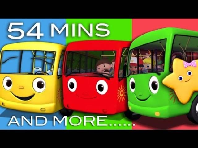 Kinderfreundlich geht es auf Platz 2 weiter: «Wheels On The Bus». Weltweit gabs für den 50-Minuten-Cartoon fast 600 Millionen Klicks.