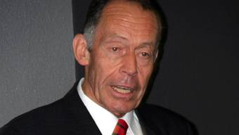Jürg Lieberherr, Direktor der Schweizer Rheinsalinen.