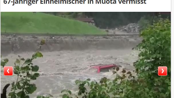 Schwyz: Vermisster Mann für tot erklärt