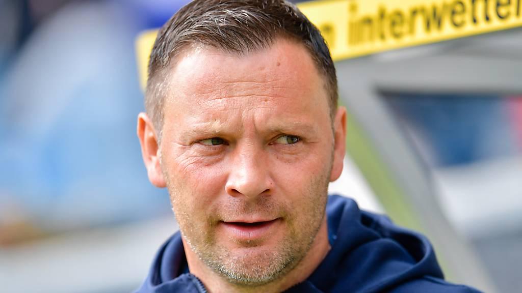 Pal Dardai wieder Trainer von Hertha Berlin