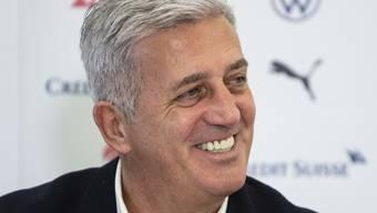 Vladimir Petkovic bleibt wohl für zwei weitere Jahre Schweizer Nationaltrainer