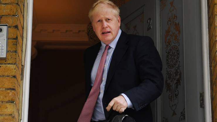 Will die Steuern senken: Boris Johnson, früherer britischer Aussenminister und Favorit für die Nachfolge von Premierministerin Theresa May. (Archivbild)