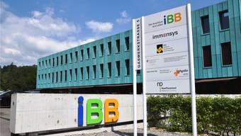 Die Energieversorgerin IBB mit Sitz in Brugg wurde im Rahmen des Schweizer Energiepreises Watt d'Ors ausgezeichnet. Archiv