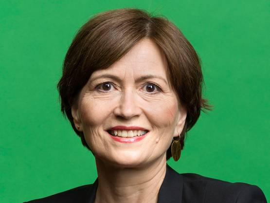Regula Rytz, Nationalrätin Grüne.