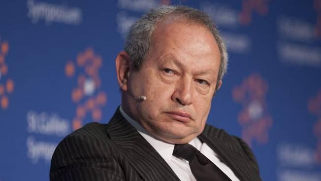 Naguib Sawiris will Flüchtlinge auf einer Insel im Mittelmeer unterbringen. (Archiv)