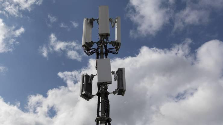 Wie steht es um den 5G-Ausbau im Limmattal? (Symbolbild)