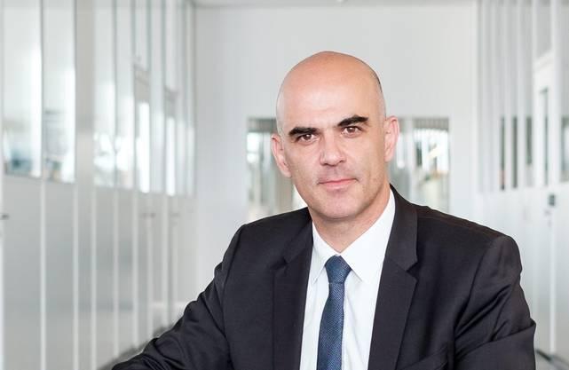 Alain Berset: «Man kann einen Partner nicht zu Verhandlungen zwingen.»