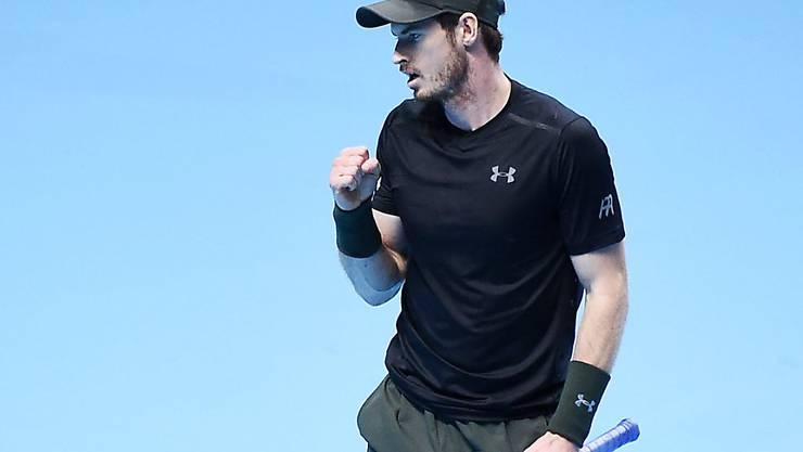 Andy Murray liess Marin Cilic keine Chance