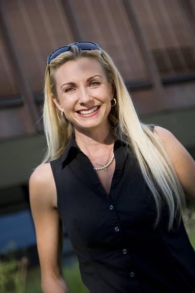 Barbara Keller-Inhelder dürfte bei der Wahl keine CVP-Stimmen machen.