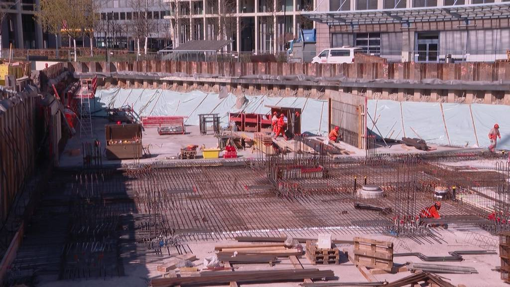 Streit im Baugewerbe: Müssen Baustellen geschlossen werden?