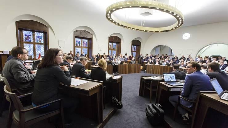 Der Solothurner Kantonsrat sprach sich schon 2016 dafür aus, die Zusammensetzung der GAV-Kommission zu überprüfen.