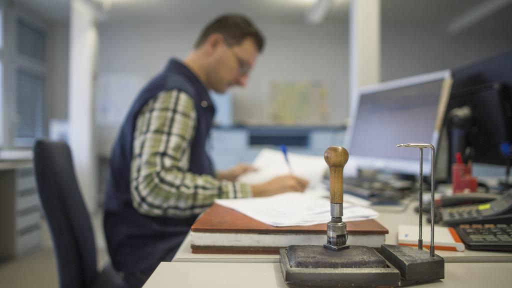 Könnte seinen Job verlieren: Mitarbeiter des Zollamtes in St.Gallen