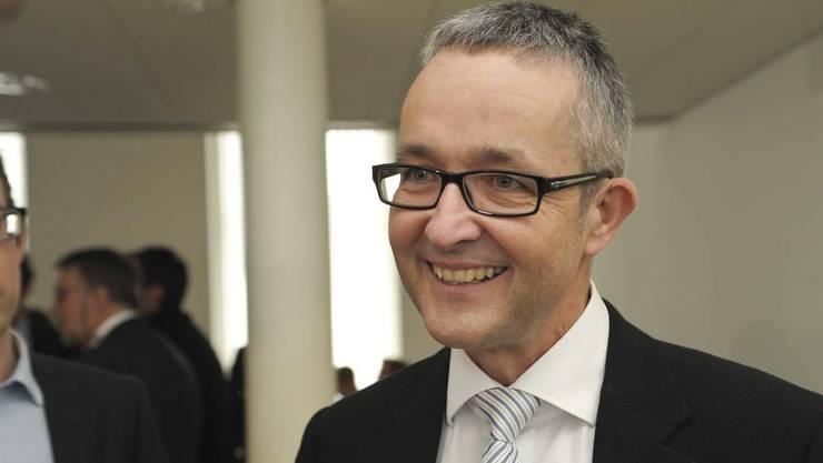 Seit 100 Tagen im Amt: Regierungsrat Thomas Weber.