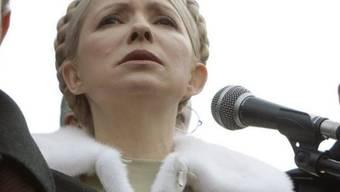 Bleibt im Gefängnis: Julia Timoschenko (Archiv)