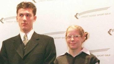 Regula Hulliger war an den Sports Awards 1999 gemeinsam mit Fabian Cancellara für den Nachwuchspreis des Jahres nominiert. key