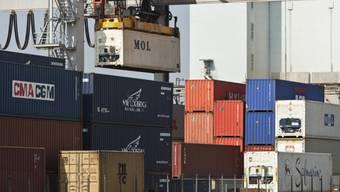Steigende Exporte dürften das BIP-Wachstum beflügeln (Symbolbild)
