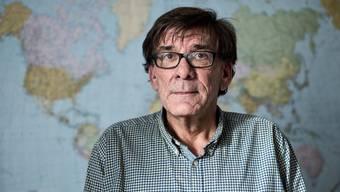 Michel Meier ist Leiter der Beratungsstelle für Asylsuchende (BAS). Sein Team kennt die Ängste und Hoffnungen der Asylsuchenden aus der Region. Roland Schmid