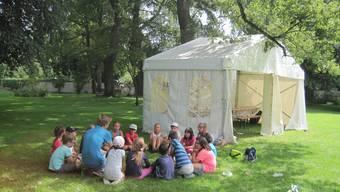 Künstlerisches Summercamp 2016