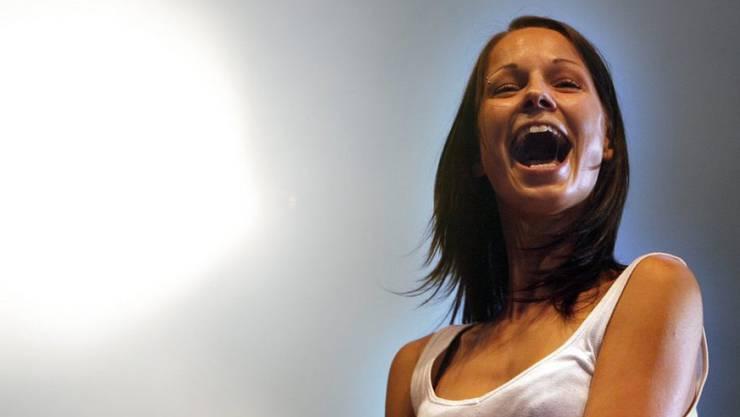 Die österreichische Sängerin Christina Stürmer freut sich über ihr erstes Kind: Es ist eine Tochter namens Marina. (Archivbild)